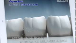 Iklan Pepsodent Expert Protection