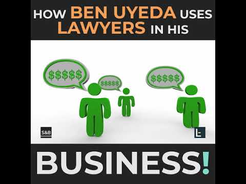Legal Tip of The Week | Ben Uyeda | An Architects Use Case for Lawyers