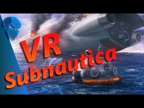 how to run subnautica oculus