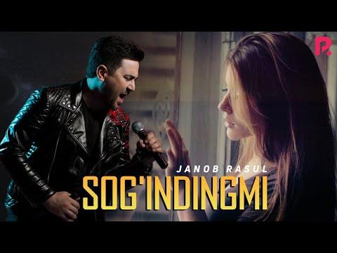 Janob Rasul - Sog'indingmi (AUDIO)