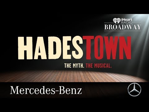 The Cast and Creatives of 'Hadestown' Meet The Press
