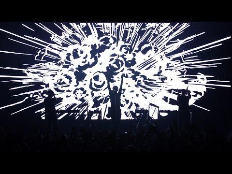 Download Youtube: MODERAT 'Bad Kingdom' Live at Velodrom, Berlin