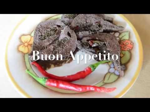 In Cucina Con Nonna Matilde La Milza Imbottita Puntata 01 Youtube