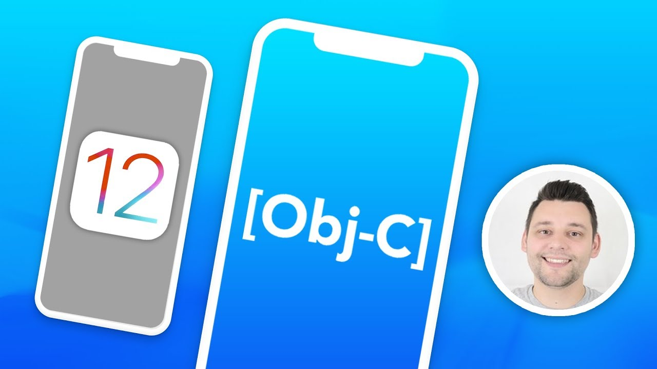 iOS 12 & Objective-C - Complete Developer Course