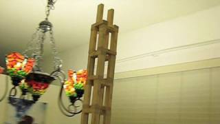 Jenga® Skyscraper! (Ian is Bored 2)