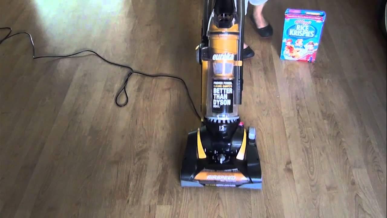 Great Eureka Airspeed All Floors Vacuum