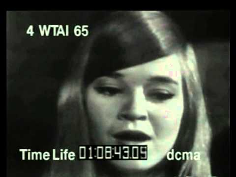 The Shangri-Las - Remember (Walking in the Sand) Original footage
