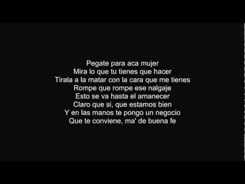 Daddy Yankee Rompe Remix (Letra/Lyrics)