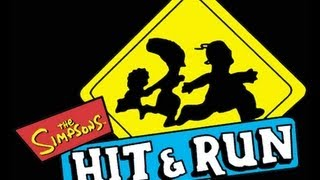 Let's play the simpsons hit and run ep 3 FR