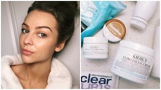 Clear Skin Skincare Routine (for acne prone skin)