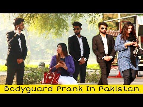 Bodyguard Prank | Prank in Pakistan