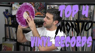 Top 4 MONDO Vinyl Record Soundtracks | GIVEAWAY!