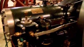 40 HP Foos Hit & Miss Gas Engine