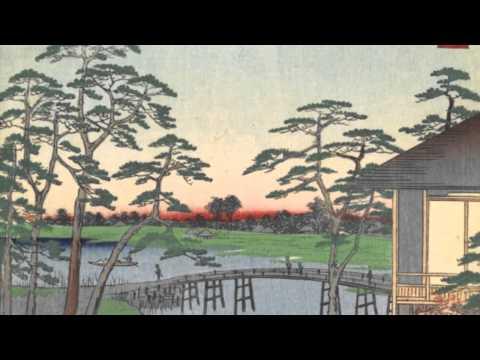 Views of Old Tokyo (Edo) 4/5 / Ukiyoe / Hiroshige / 浮世絵 歌川広重