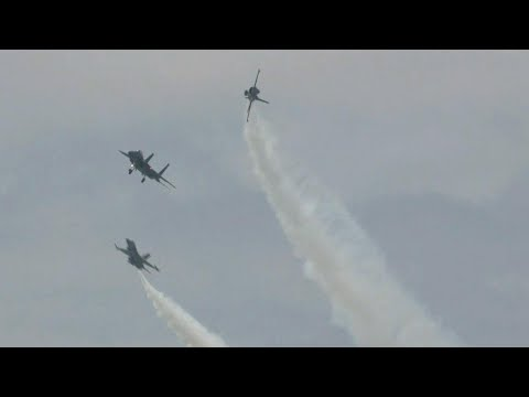 Republic of Singapore Air Force F-15 / F-16 Joint Flying Display Celebrates 50 Years – AINtv