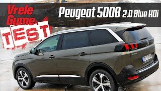 Peugeot 5008 Road test by Miodrag Piroški