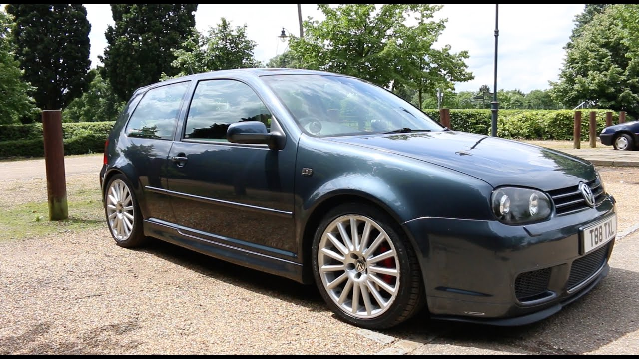 Vw Golf Gti Mk4 Review Golf R32 Kit With Remap Performancecars Youtube