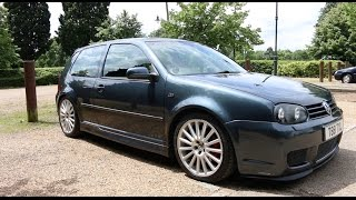 vw golf gti mk4 remapped with r32 kit performancecars