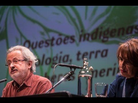 Conferência de Eduardo Viveiros de Castro em Lisboa