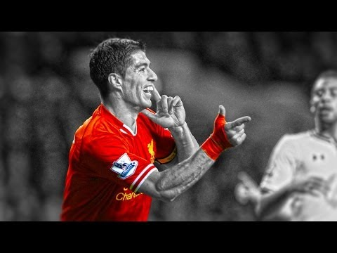 Luis Suarez - Liverpool Story | 2011/2014