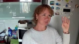 Нервы лечить срочно /Средиземноморская  диета / Ещё работа
