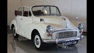 Morris Minor 1000 Tourer 1957 -VIDEO- www.ERclassics.com