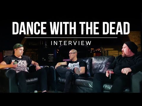 Dance With The Dead interview @ Saint-Petersburg, Russia