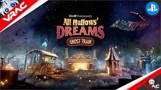 All Hallow's Dreams Découverte #PS5 / #PSVR