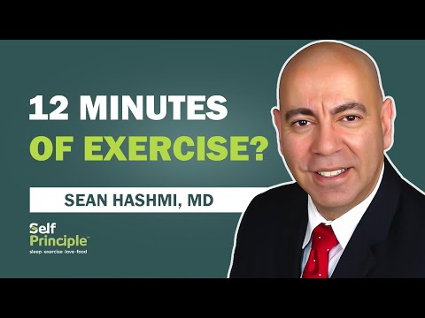 The remarkable benefits of just 12 minutes of exercise