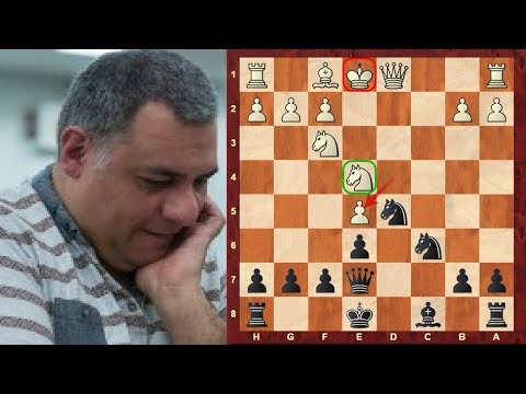 Chess Opening - Sicilian Alapin (2.c3) Disaster! Instructive Kingscrusher Chess Game