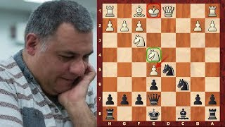 chess opening sicilian alapin 2 c3 disaster instructive kingscrusher chess game