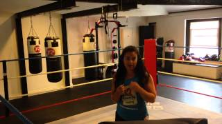 12 Rounds Boxing - Fundamentals Programme