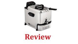 T-fal FR8000 Ultimate EZ Clean Deep Fryer Review