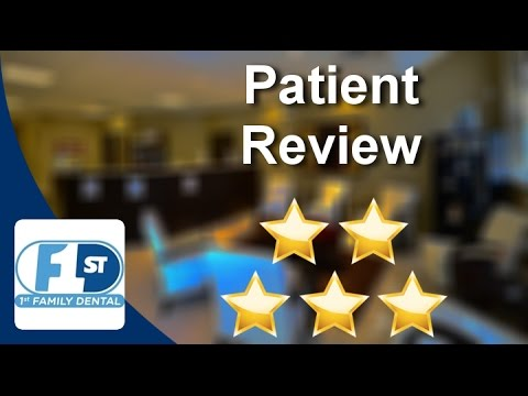 5 Star Chicago Dentist Review - 1st Family Dental Of Chicago - 206 W. Division St, Chicago, IL 60610