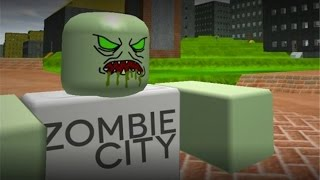 I'm A Zombie in Roblox !