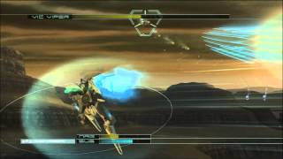 Zone of the Enders: The 2nd Runner HD PS3 Gameplay part 4-Vic Viper Encounter