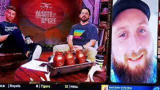 Mason Tackett on the Marty & McGee Show