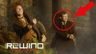 Fantastic Beasts: Crimes of Grindelwald TRAILER BREAKDOWN - Easter Eggs and Secrets