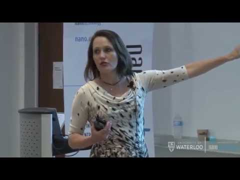 Dr Joanna Millunchick - Waterloo Institute for Nanotechnology (WIN) Seminar