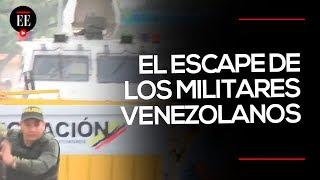Así fue la deserción de cuatro militares venezolanos | El Espectador