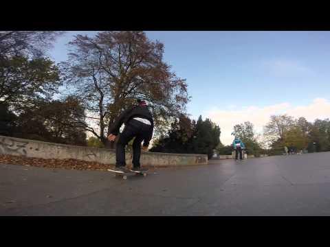 Honza Navrátil streetpart soutež skaterock