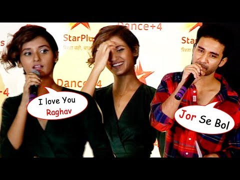 Shakti Mohan Finally Accepts Raghav Juyal As Her BF In A Funny Way On Dance Plus Season 4