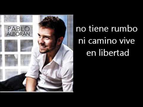 Pablo Alboran - Loco De Atar Letra Lyrics