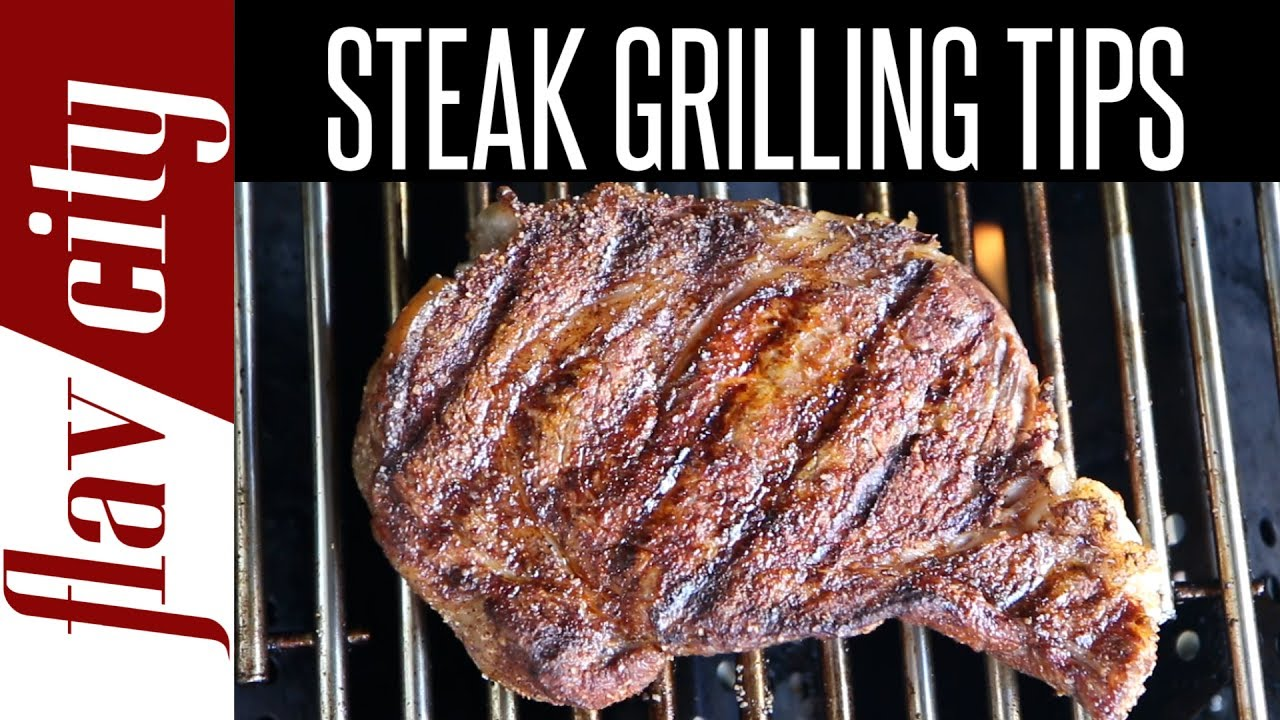 easy tips for grilling steak how to grill steak at home youtube. Black Bedroom Furniture Sets. Home Design Ideas