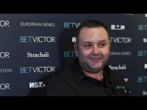 A Relieved Maguire Secures Second Round Place | BetVictor European Masters
