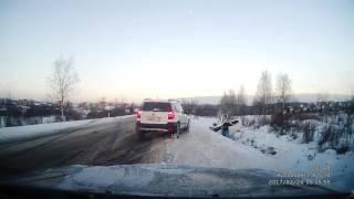 ДТП между Щеглово и Дорогой Жизни