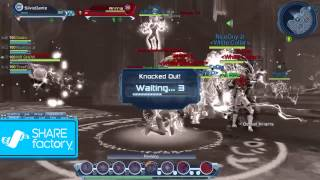 DCUO PvP 5v5: C3RTIFIED vs White Collar [DMG RECORD 6.3M 10/08]