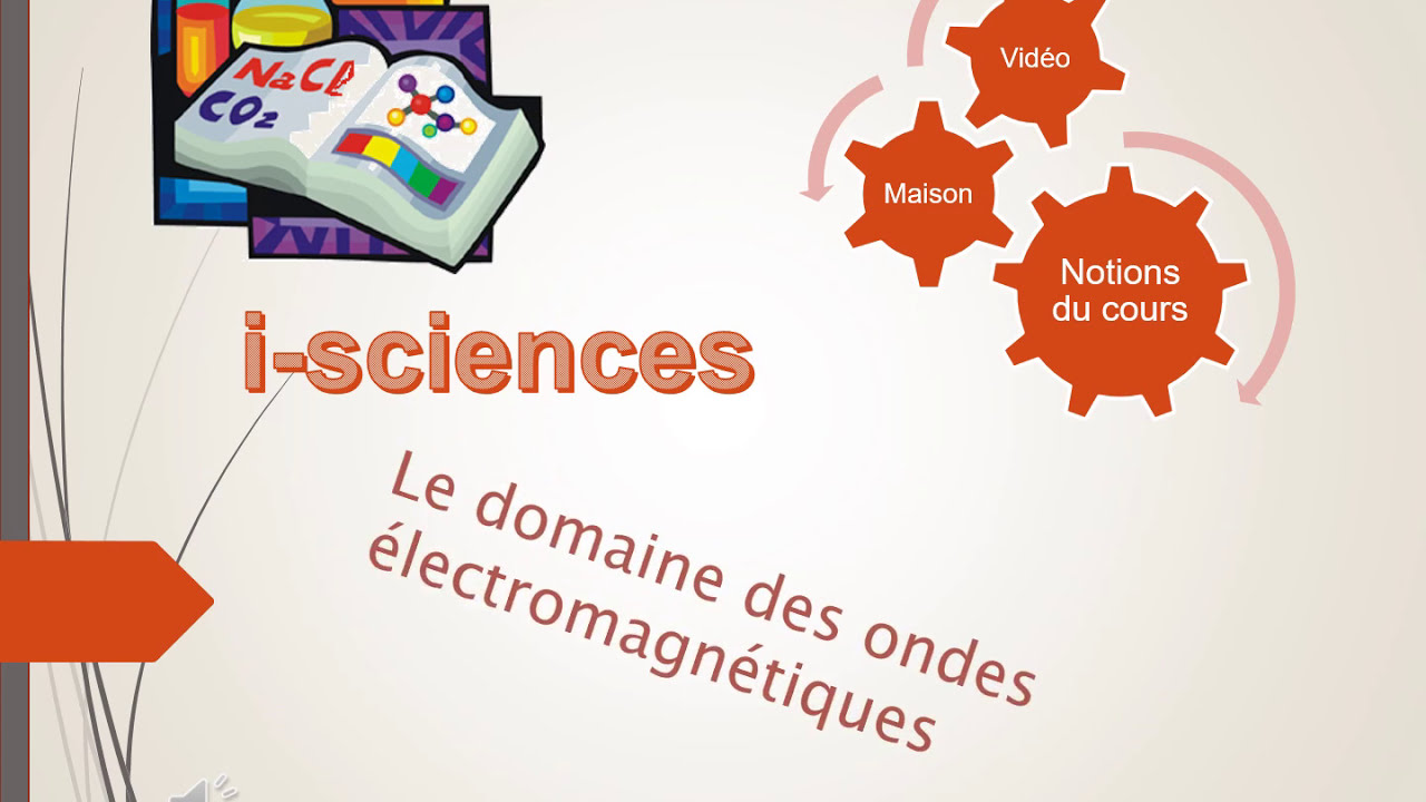 Le domaine des ondes électromagnétiques - YouTubeLes Ondes De Guinee