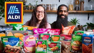 Everything You Must Buy at Aldi + New Finds Taste Test