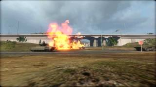 Armored Warfare: BMPT Terminator 1080p HD 60 FPS
